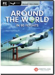 First Class Simulations Around the World in 80 Flights (PC)