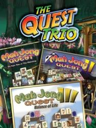 iWin The Quest Trio Mahjong (PC)