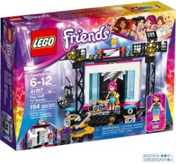 LEGO Friends - Popsztár TV stúdió (41117)