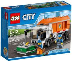 LEGO City - Szemetes autó (60118)