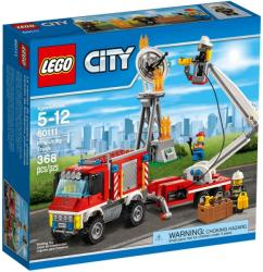 LEGO City - Emelőkosaras tűzoltóautó (60111)