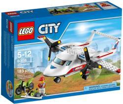 LEGO City - Mentőrepülőgép (60116)