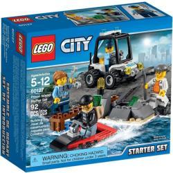 LEGO City - Börtönsziget kezdőkészlet (60127)