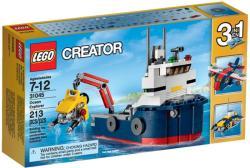 LEGO Creator - Tengeri kutatóhajó (31045)