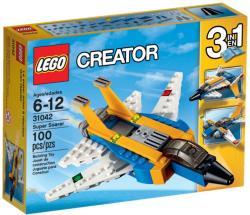 LEGO Creator - Szuper repülő (31042)