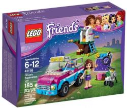 LEGO Friends - Olivia felfedező autója (41116)