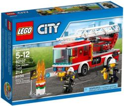 LEGO City - Létrás tűzoltóautó (60107)