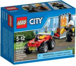 LEGO City - Tűzoltó quad (60105)