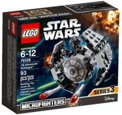 LEGO Star Wars - Továbbfejlesztett TIE Prototípus (75128)