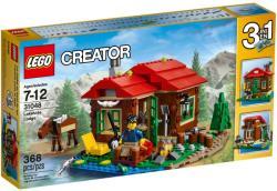 LEGO Creator - Tóparti házikó (31048)