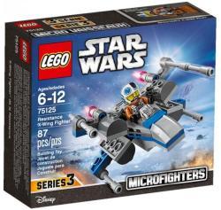 LEGO Star Wars - Ellenállás Oldali X-szárnyú Vadászgép (75125)