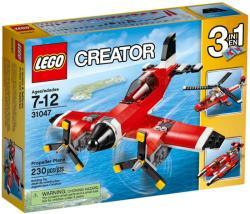 LEGO Creator - Légcsavaros repülőgép (31047)
