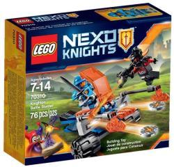 LEGO Nexo Knights - Knighton harci romboló (70310)