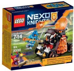 LEGO Nexo Knights - Káosz katapult (70311)