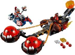 LEGO Nexo Knights - A Szörnyek ura harci szekere (70314)