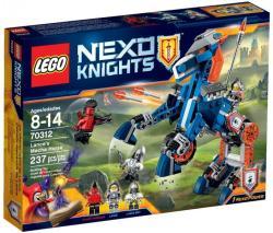 LEGO Nexo Knights - Lance mechanikus robotlova (70312)