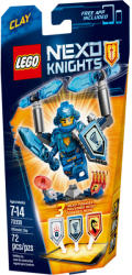 LEGO Nexo Knights - ULTIMATE Clay (70330)
