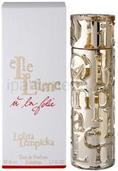Lolita Lempicka Elle L'Aime á La Folie EDP 80ml