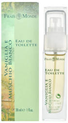 Frais Monde Vanilla and White Musk EDT 30ml
