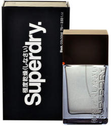 Superdry Black for Men EDC 75ml Tester