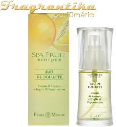 Frais Monde Spa Fruit Orange and Chilli Leaves EDT 30ml