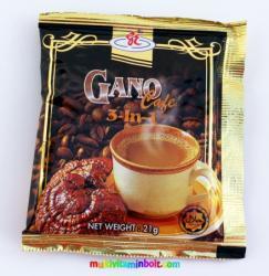 GanoCafe Ganoderma tartalmú kávé 3in1, 5g