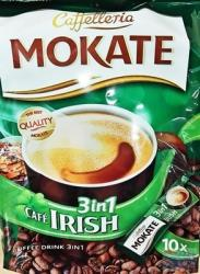 MOKATE Irish 3in1, instant, 10 x 18g