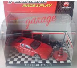 Bburago Race & Play - Ferrari 512 TR 1:43
