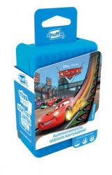 Shuffle Disney Cars autóversenyzős kártya játék