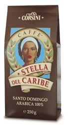 Caffé Corsini Stella del Caribe, őrölt, 250g