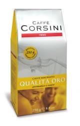 Caffé Corsini Qualita Oro, őrölt, 250g