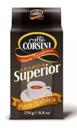 Caffé Corsini Arabica Superior, őrölt, 250g
