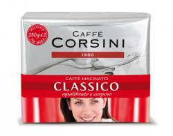 Caffé Corsini Classico Moka, őrölt, 2x250g