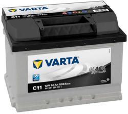 VARTA C11 Black Dynamic 53Ah EN 500A Jobb+ (553 401 050)