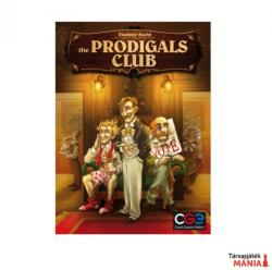 Czech Games Edition The Prodigals Club - angol nyelvű