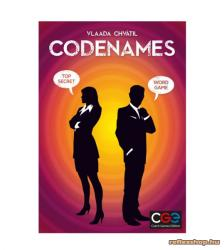 Czech Games Edition Codenames - angol nyelvű