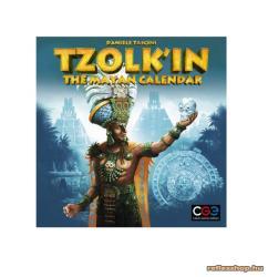 Czech Games Edition Tzolk'in - angol nyelvű