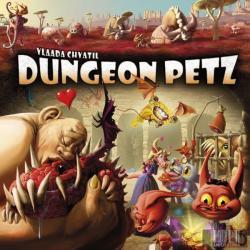 Czech Games Edition Dungeon Petz - angol nyelvű