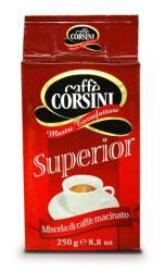 Caffé Corsini Superior, őrölt, 250g