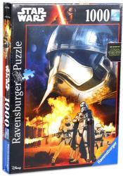 Ravensburger Star Wars: Episode VII - Ébredő erő: Galaxis serege 1000 db-os
