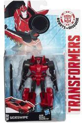 Hasbro Transformers - Robots in Disguise - Warrior Class - Sideswipe (B1733)