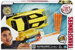 Hasbro Transformers - Robots in Disguise - Bumblebee 2in1