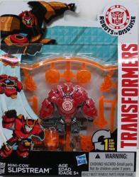 Hasbro Transformers - Robots in Disguise - Mini-Con - Slipstream