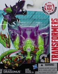 Hasbro Transformers - Robots in Disguise - Mini-Con - Dragonus