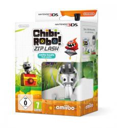 Nintendo Chibi-Robo Zip Lash! [Amiibo Bundle] (3DS)