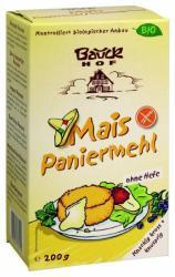 Bauckhof Bio Kukorica Panírmorzsa Élesztő és Gluténmentes (200g)