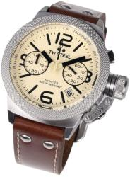 TW Steel CS1 Canteen Leather Chronograph
