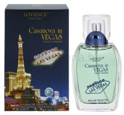 Lovance Casanova in Vegas EDT 100ml