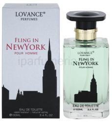 Lovance Fling in New York EDT 100ml