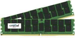 Crucial 64GB (2x32GB) DDR4 2400MHz CT2K32G4RFD424A